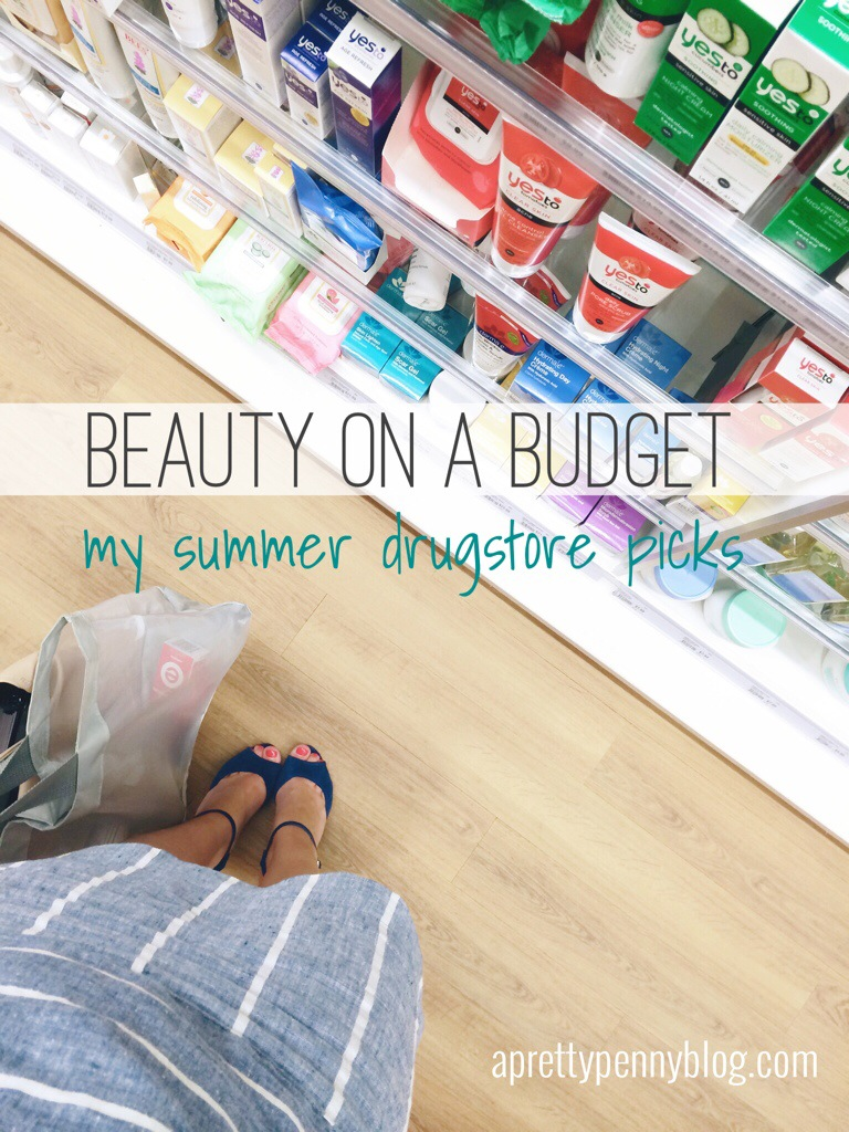 A Pretty Penny | My 2014 Summer Drugstore Picks