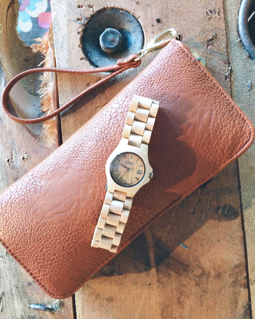 A Pretty Penny - JORD Ely Wood Watch