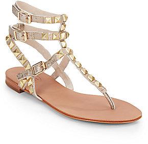 studded sandal