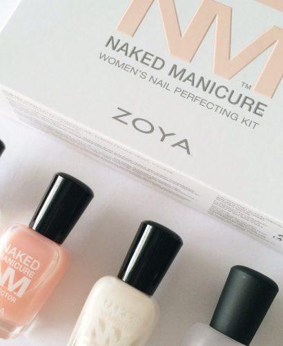 Zoya Naked Manicure Nail Perfecting Kit