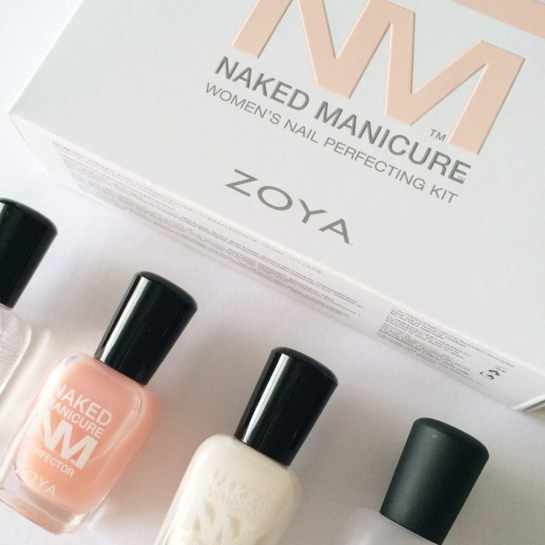 Zoya Naked Manicure Nail Perfecting Kit