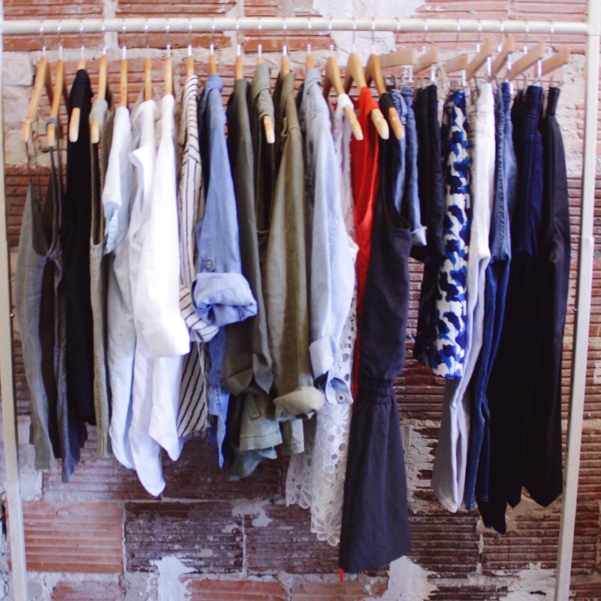 Summer Capsule Wardrobe 2016 Breakdown // keiralennox.com