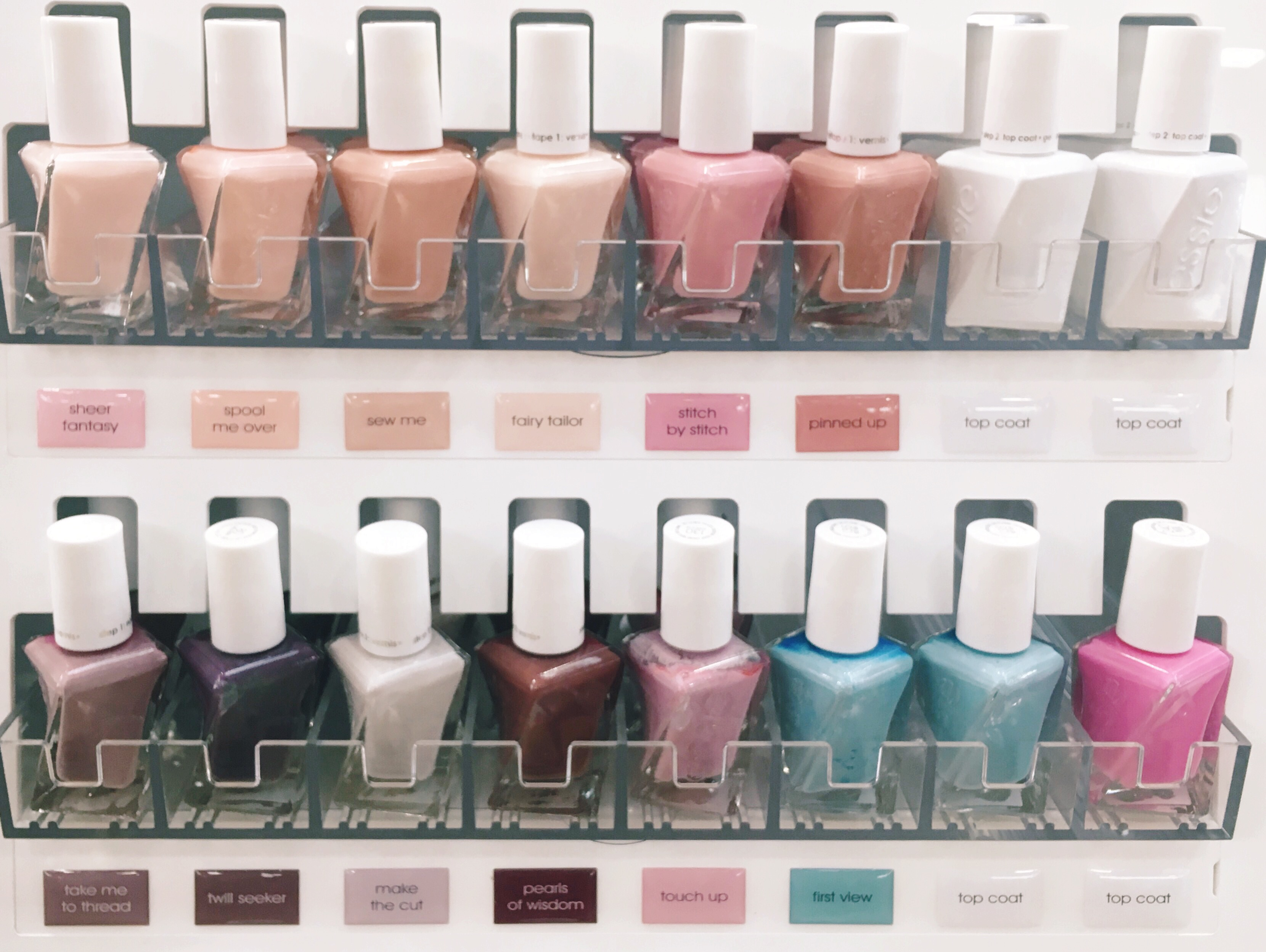 Essie Gel Couture 2-Step System Review, DIY Manicure, New Beauty Launches 2016
