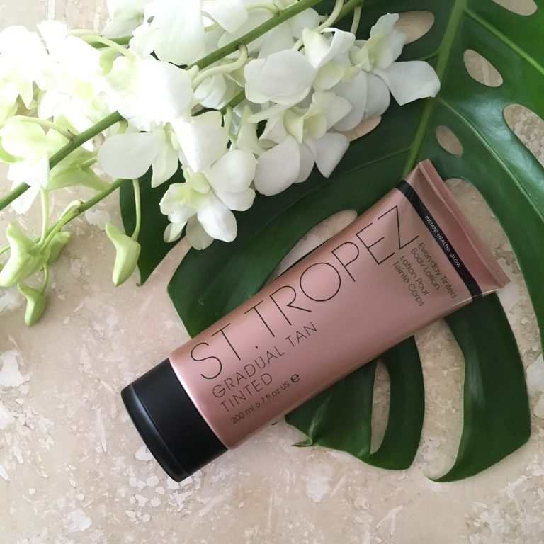 St Tropez Gradual Tan Tinted Everyday Body Lotion Review