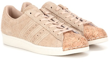 Adidas Originals Superstar 80s Suede Sneakers
