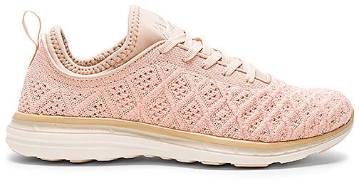 APL Sneaker in Peach