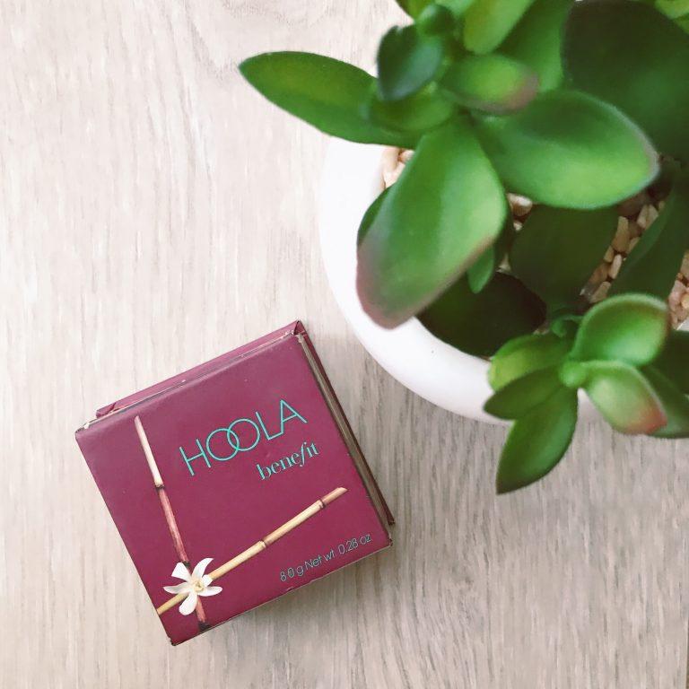 Benefit Hoola Bronzer Packaging Hack