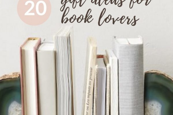 Holiday Gift Guide 2017, 20 Great Gifts for Book Lovers, Bookworm Gifts