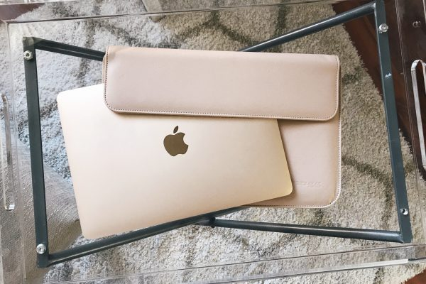 Stylish Macbook case, Snugg nude laptop case, Best Amazon style finds