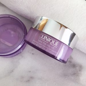 Best makeup remover, Clinique Take The Day Off Cleansing Balm, skin care essentials