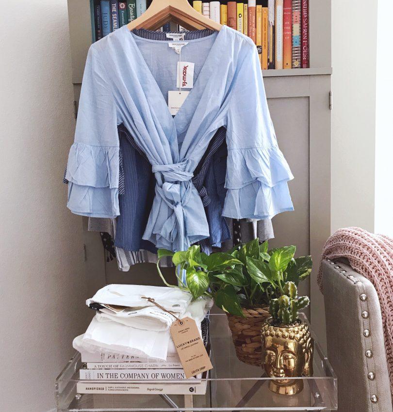 $150 TJ Maxx Spring Wardrobe Haul