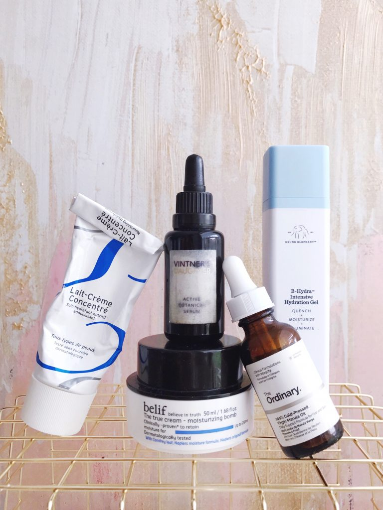 Skin care products I used to the last drop with reviews and whether or not I'd repurchase.