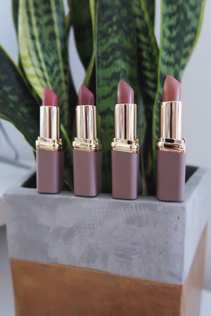 L'Oreal Colour Riche Ultra Matte Lipstick Review