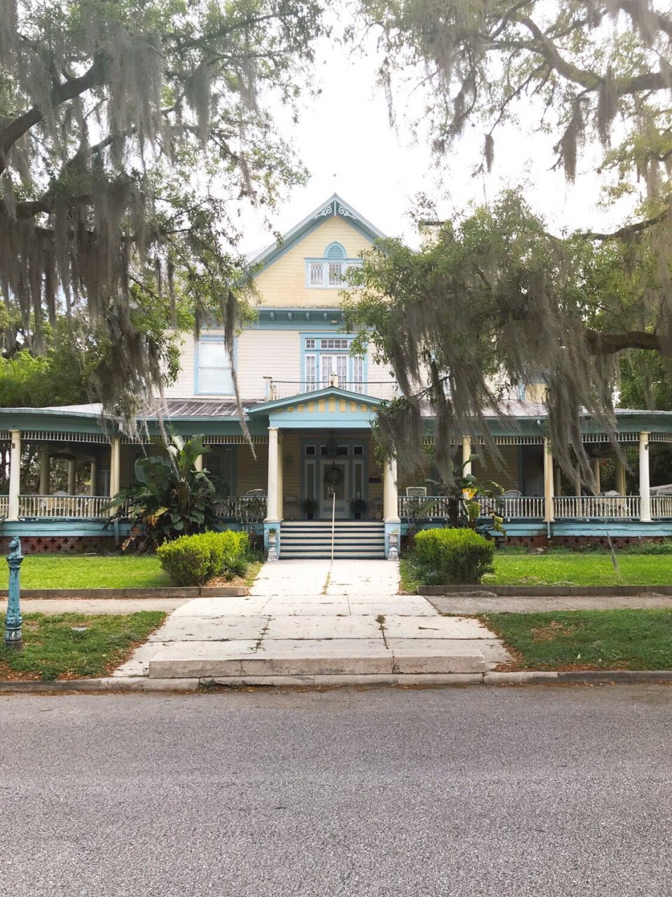 My Girl House - Former Stanford Inn in Bartow, FL