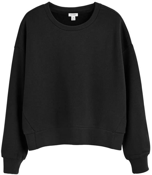 Cuyana Crewneck Sweatshirt